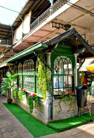 Bolhao market in Oporto, Portugal