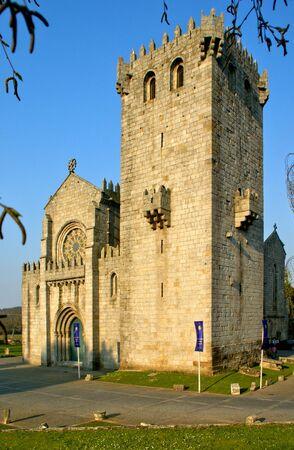Monastery of Leca do Balio in north of Portugal Banco de Imagens - 128074930