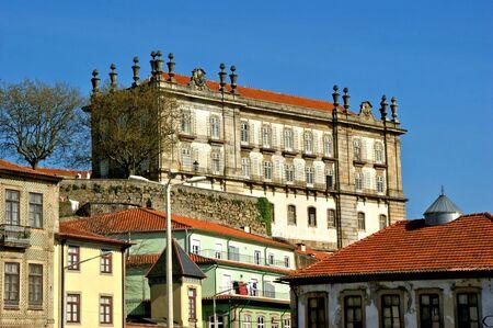 Santa Clara's Monastery in Vila do Conde, Portugal Banco de Imagens - 128074935