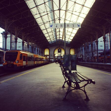Sao Bento Train Station, Porto