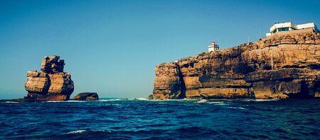 Berlengas Islands near Peniche, Portugal