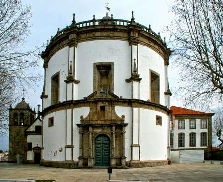 Serra do Pilar monastery in Vila Nova de Gaia, Portugal