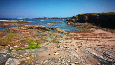 Ribadeo Beaches (Rinlo - Ribadeo Beaches Route), Galicia-Asturias, Spain