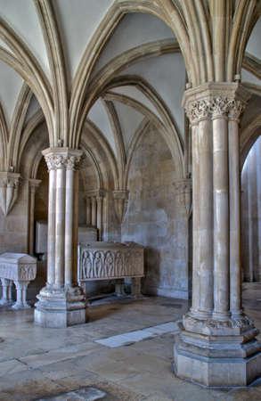 Royal pantheon of Alcoba