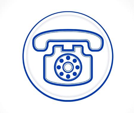 Contact us   Call center Icon Stock Vector - 13172870