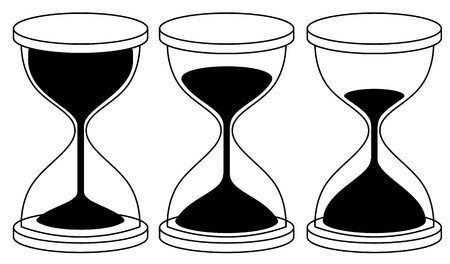 Sandglass Stock Vector - 16727442