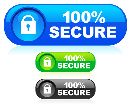 100  Secure Badges