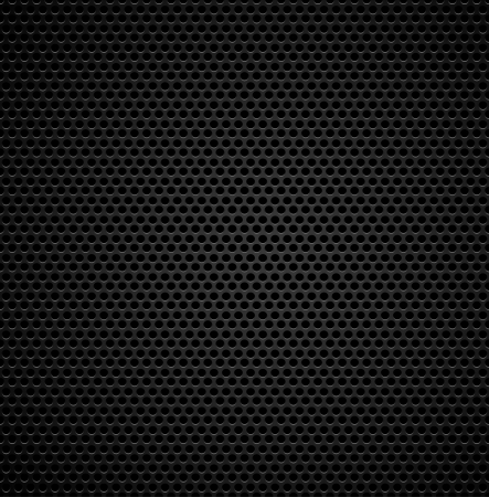 Carbon background Stock Vector - 23644216