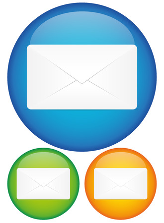 Envelope on orbs Vector