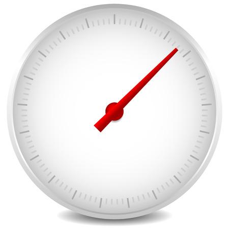 Manometer, Meter Objekt Standard-Bild - 22770661