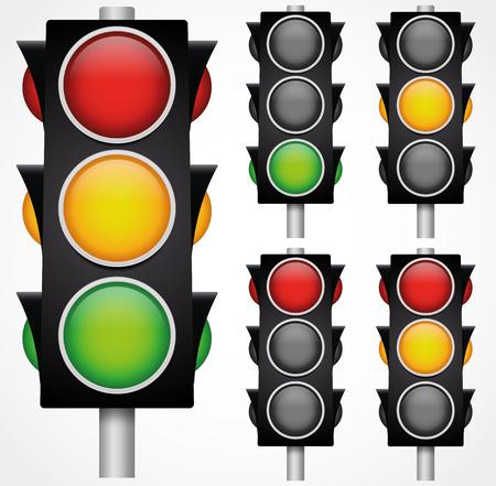 traffic signal: Traffic lights  signals