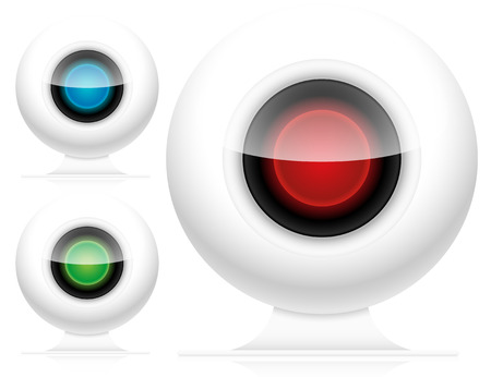 webcamera: Video camera