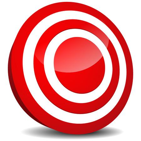 hair setting: Target Icon