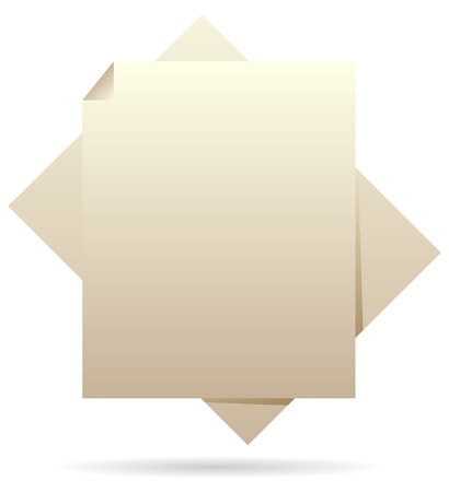 Papers, documents graphic Vector
