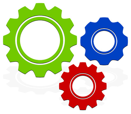 to revolve: Gears composition