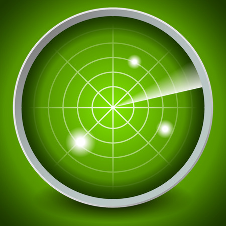Radar schermo