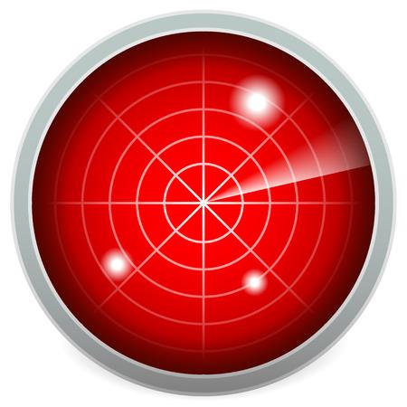 cyber warfare: Radar screen