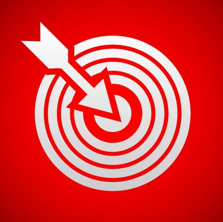 Target concept graphics