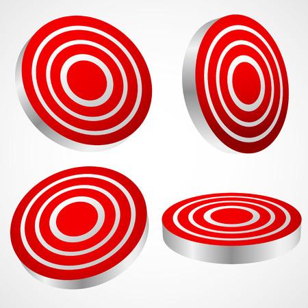 bullseye: Ziel Grafiken Hit, Bullseye