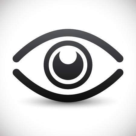 hypnotizing: Eye symbol
