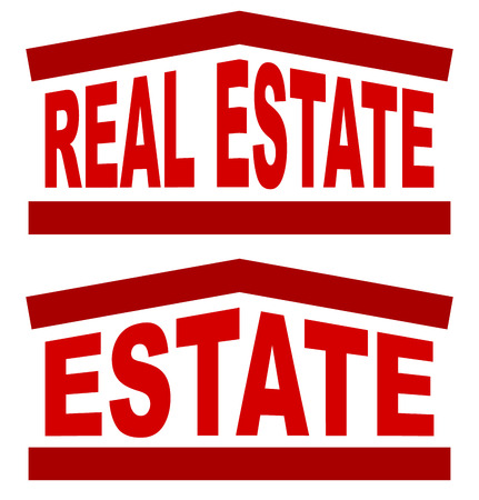 housing estate: Graphic for housing, real estate concepts