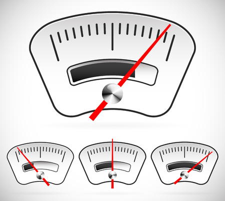 benchmark: Gauge, dial, measure, benchmark, level, pressure, indicaton or indicator