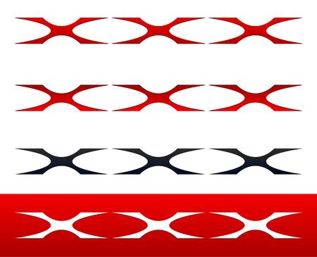 wildwest: Lettere X, forme in pi� varianti. Segni, simboli XXX