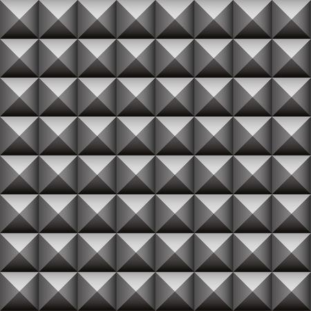 puntig: Bezaaid, puntige achtergrond, naadloos patroon