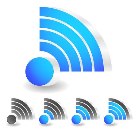 signal strenght: Signal vectors