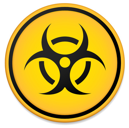 biohazard: Biohazard symbol, sign