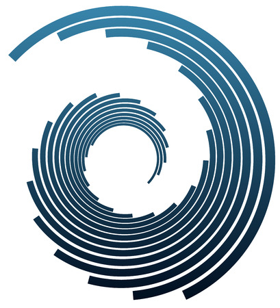 circulos concentricos: Barras de torsión en forma circular Vectores