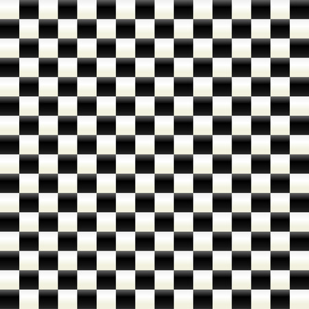 checked flag: Illuminated checkered surface