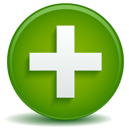 disaster relief: Green cross concept for health care, first aid
