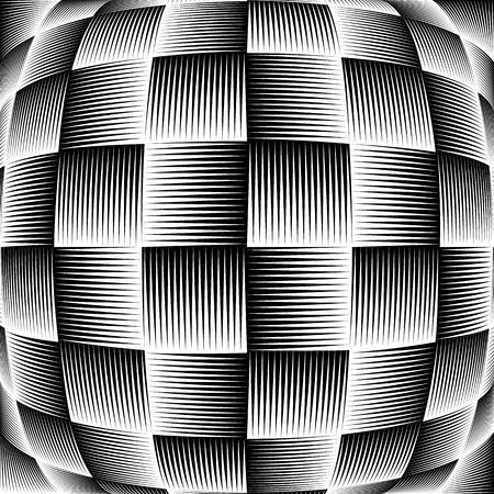 puntig: Puntige tegels, achtergrond