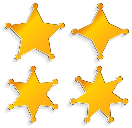 Sheriffs badges
