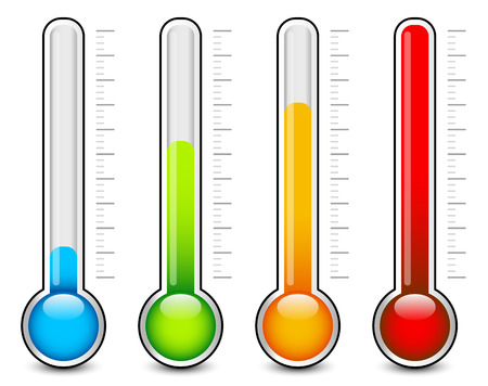 fever: Thermometer graphics