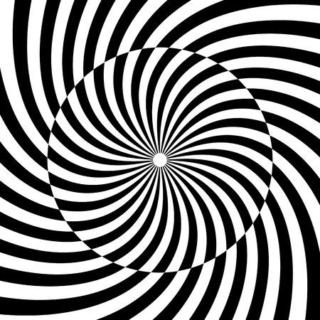 Spiral, swirl, twirl, vortex background Vector