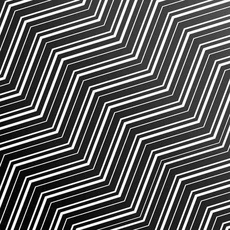 edgy: Abstract wavy lines background Illustration