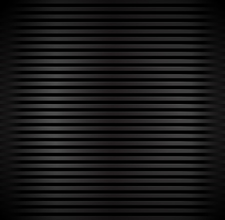 Bars corrugated black background.