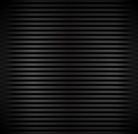 Bars corrugated black background.