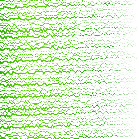 Abstract wavy lines background Illustration