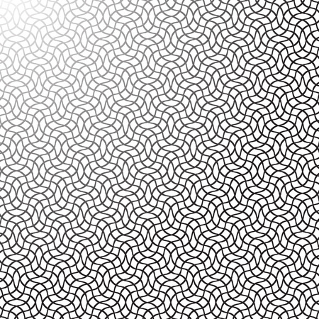 intersecting: Intersecting lines with gradient fill (vector file)