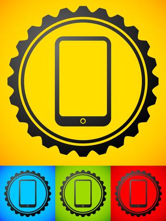 rackwheel: Smartphone with gears - mobile development, repair concepts