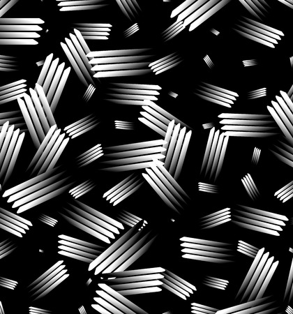 randomness: Randomness pattern - Shapes fading from background