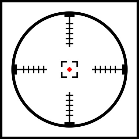 Crosshair, reticle