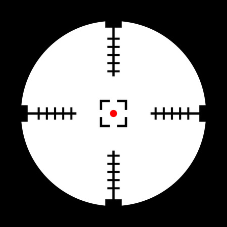 hindsight: Crosshair, reticle