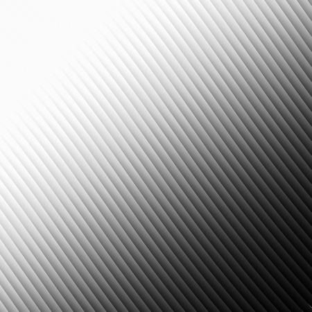 transverse: Wavy shaded stripes Illustration