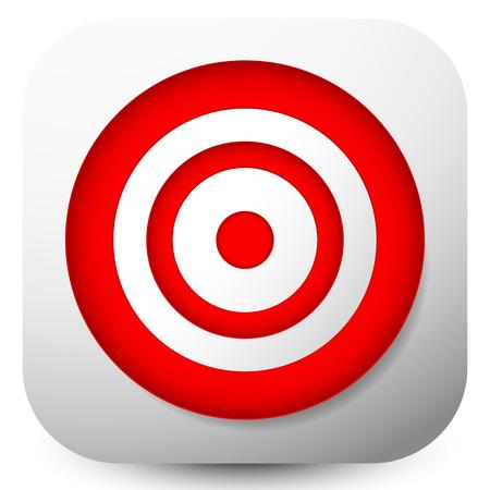 marksmanship: Red target icons