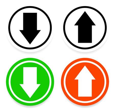 escalate: Simple yet stylish arrows