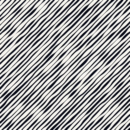 slanted: L�neas onduladas inclinada. Vector patr�n moderno, m�nimo